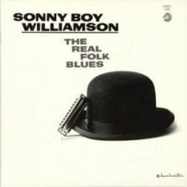 Sonny Boy Williamson - Real Folk Blues LP
