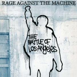 Rage Against The Machine Battle Of Los Angeles LP