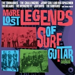 More Lost Legends Of Surf Guitar LP
