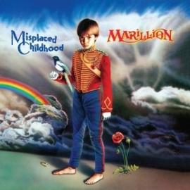 Marillion Misplaced Childhood LP