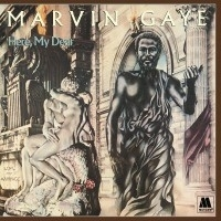 Marvin Gaye Here, My Dear 2LP