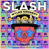 Slash (featuring Myles Kennedy) Living The Dream 2LP