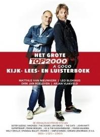 Leo Blokhuis  Het Grote Top 2000 a Gogo kijk-, lees- en luisterboek + 4CD