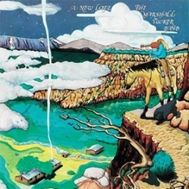 The Marshall Tucker - A New Life LP
