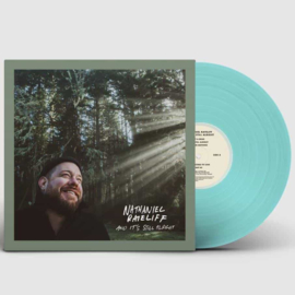 Nathaniel Rateliff  And It's' Still Alright LP - Ocean Green Clear Vinyl -