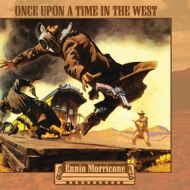 Ennio Morricone Once Upon A Time In The West LP