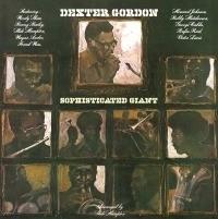 Dexter Gordon - Sophisticated Giant LP