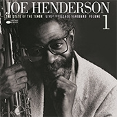 Joe Henderson - The State Of The Tenor Vol.1 LP - Blue Note 75 Years-