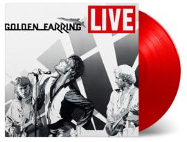 Golden Earring Live 2LP - Red Vinyl-
