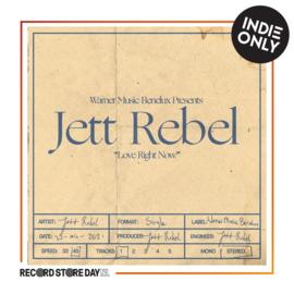 """Jett Rebel Love Right Now 7"""""""