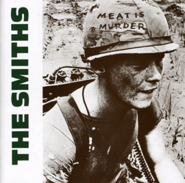 The Smiths Meat Is Murder HQ LP