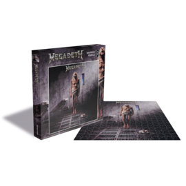 Megadeth Countdown To Extinction Puzzel