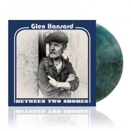 Glen Hansard Between Two Shores LP - Blue Gold Vinyl-