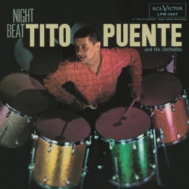 Tito Puente Orchestra - Night Beat LP