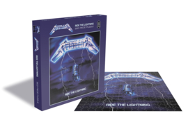 Metallica Ride The Lightning Puzzel
