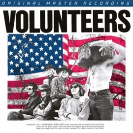 Jefferson Airplane Volunteers Numbered Limited Edition Hybrid Stereo SACD