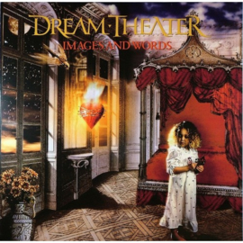 Dream Theater Image & Words LP
