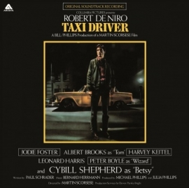 ORIGINAL SOUNDTRACK TAXI DRIVER (BERNARD HERMANN) LP