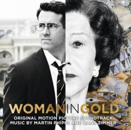 ORIGINAL SOUNDTRACK WOMAN IN GOLD (HANS ZIMMER & MARTIN PHIPPS) LP