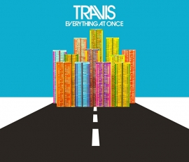 Travis  Everything At Once LP