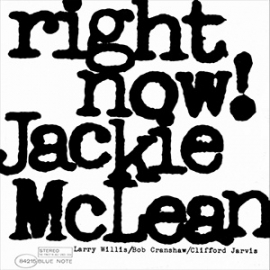 Jackie McLean - Right Now HQ LP