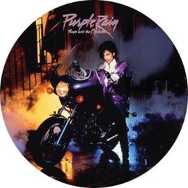 Prince Purple Rain LP - Picture Disc-