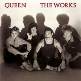 Queen The Works Half-Speed Mastered 180g LP