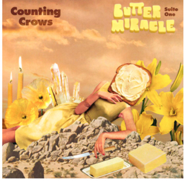 Counting Crows Butter Miracle Suite One LP