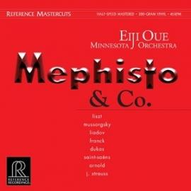 Mephisto & Co HQ 45rpm 2LP