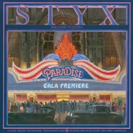 Styx Paradise Theatre 180g LP