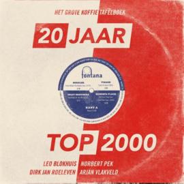 Het Grote Koffietafelboek 20 Jaar Top 2000 Boek