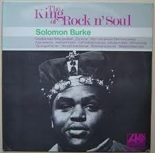 Solomon Burke - The King Of Rock `n Soul LP