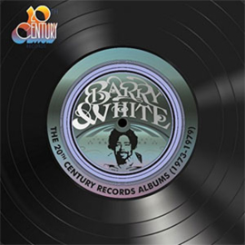 Barry White The 20th Century Records Albums 1973-1979 180g 9LP Box Set