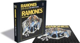 Ramones Road To Ruin Puzzel