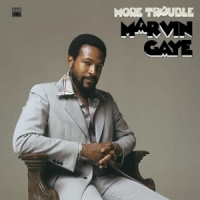 Marvin Gaye More Trouble LP