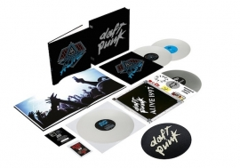 Daft Punk - Alive HQ 4LP -ltd-.