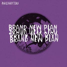 Paceshifters Brand New Plan LP - White Vinyl-