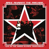 Rage Against The Machine  - Live At The Grand Olympic Auditorium 2LP