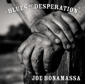 Joe Bonamassa Blues of Desperation 2LP