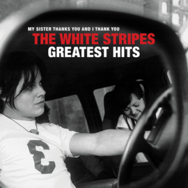 White Stripes Greatest Hits 2LP