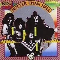 Kiss - Hotter Than Hell LP