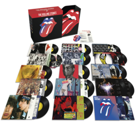 The Rolling Stones Studio Albums Vinyl Collection 1971-2016 Numbered Limted Edition Half-Speed Mastered 180g 20LP