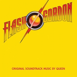 Queen Flash Gordon Soundtrack Half-Speed Mastered 180g LP