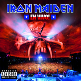 Iron Maiden En Vivo! 180g 2LP
