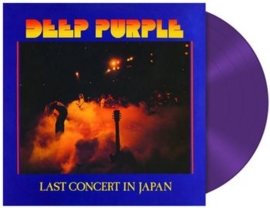 Deep Purple Last Concert In Japan LP - Purple Vinyl-