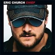Eric Church Chief LP - Coloured Vinyl-