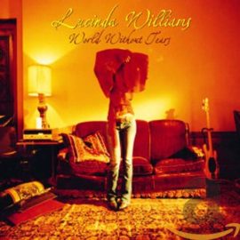 Lucinda Williams World Without Tears 2LP