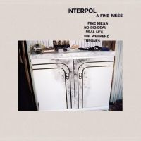 Interpol A Fine Mess LP