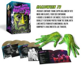 Frank Zappa Halloween '73 4CD