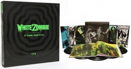 White Zombie It Came from N.Y.C 5LP + 3CD